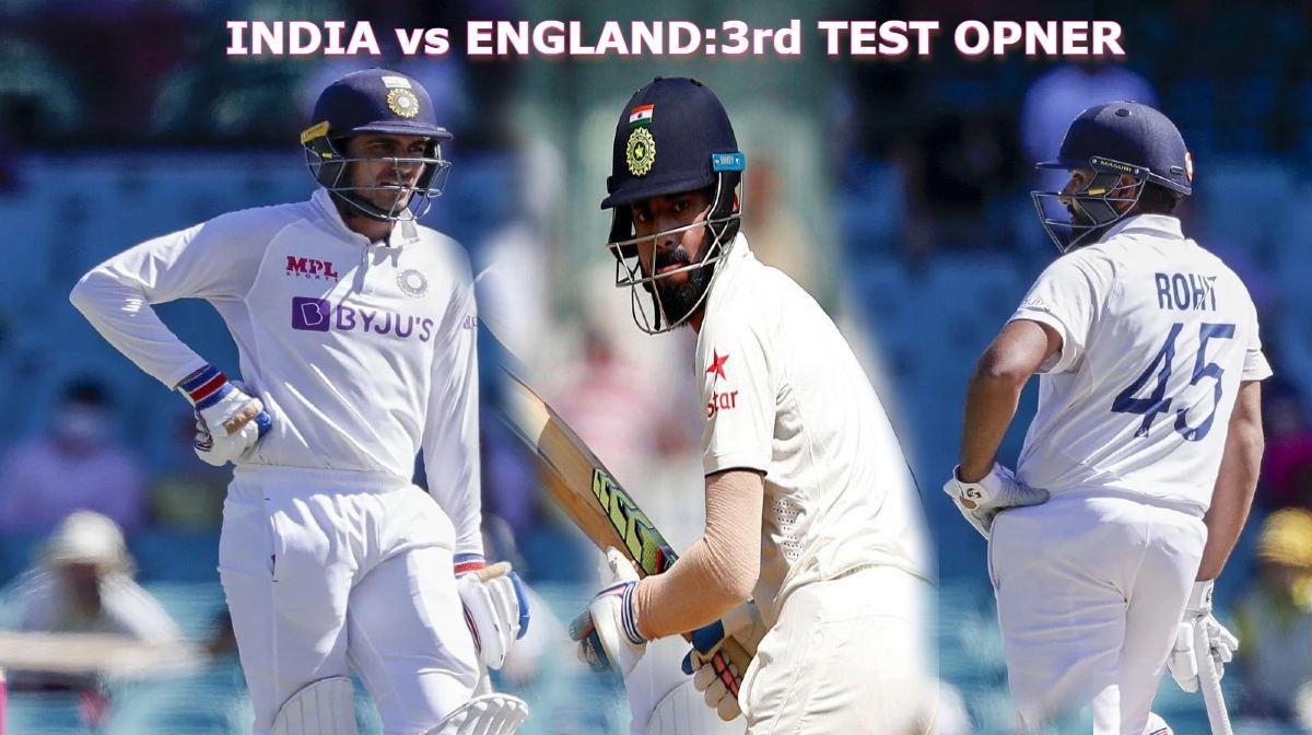 भारतीय टीम-ओपनिंग