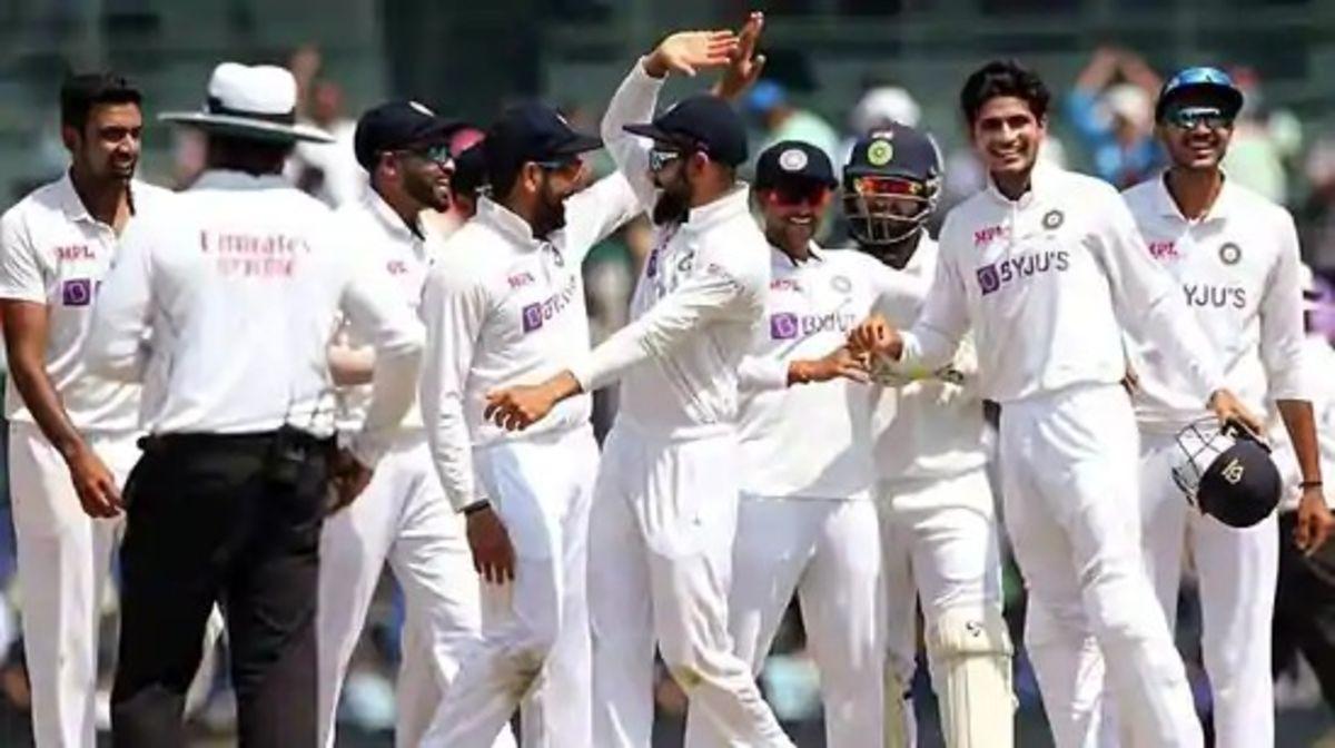 भारतीय टीम-टेस्ट