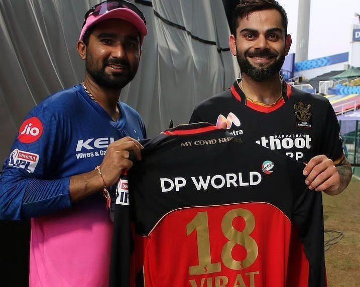 राहुल तेवतिया-टीम इंडिया