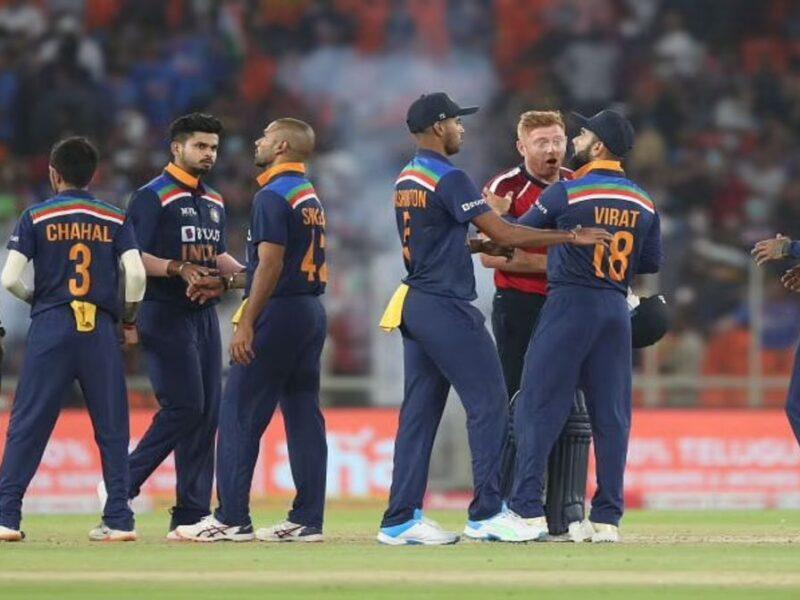 टीम इंडिया-इंग्लैंड