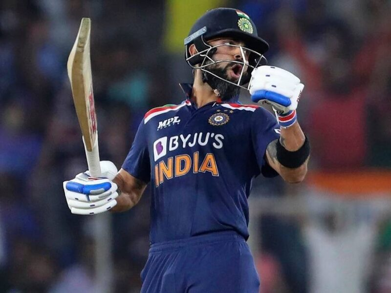 टीम इंडिया-कोहली