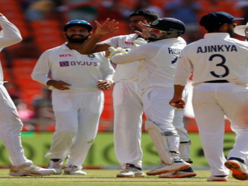 भारतीय टीम-इंग्लैंड