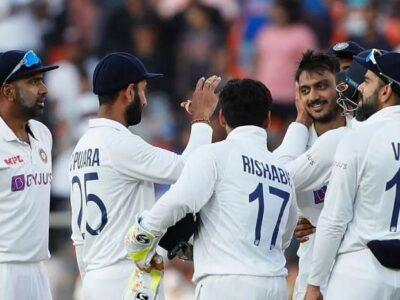 भारतीय टेस्ट टीम