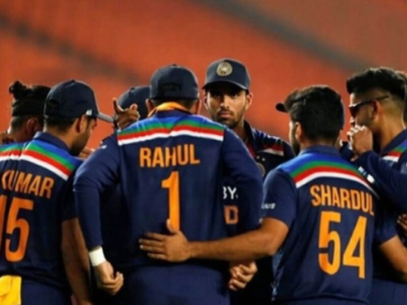 India Team-odi