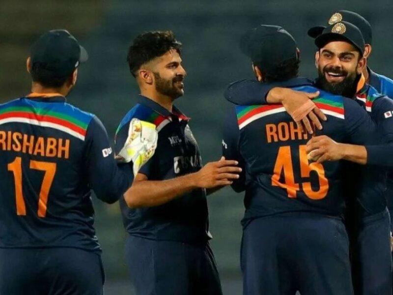 Team India-pant