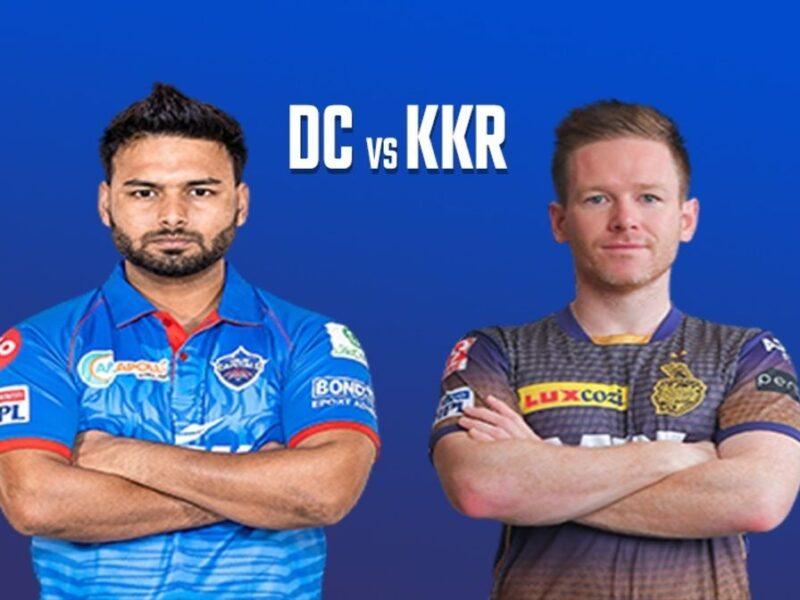 KKR vs DC-IPL