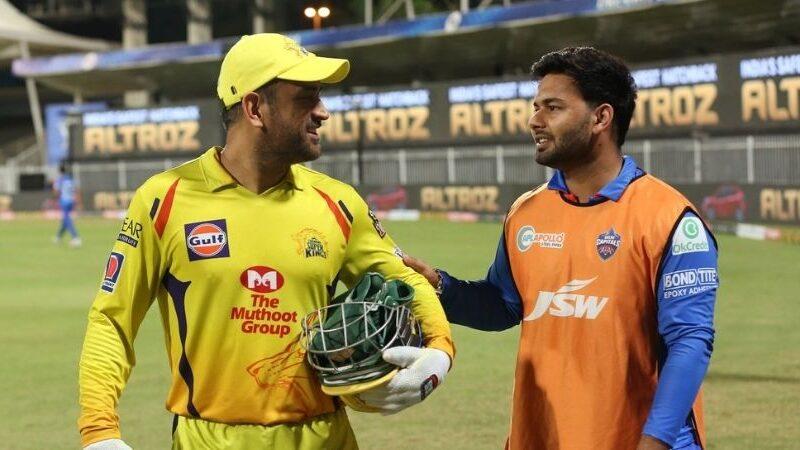 dhoni and rishabh