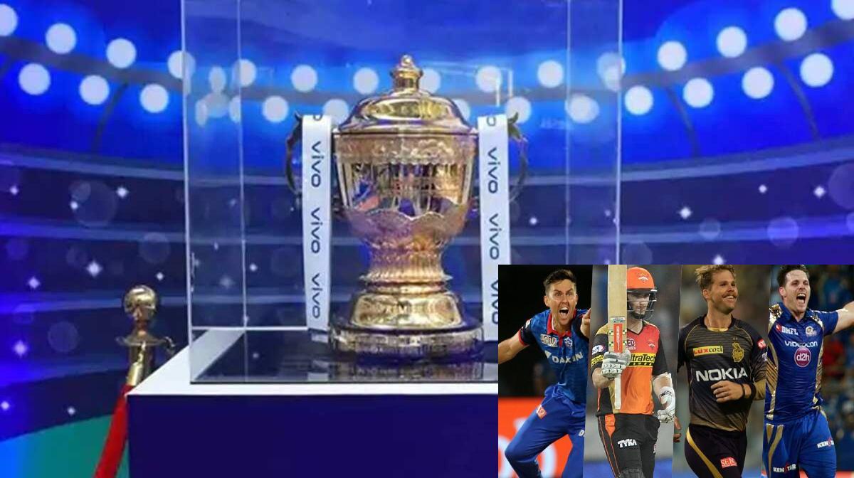 IPL 2021- new zealand
