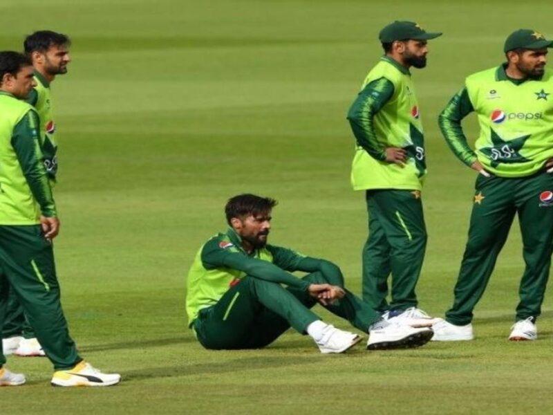 Pakistan-Mohammad Amir