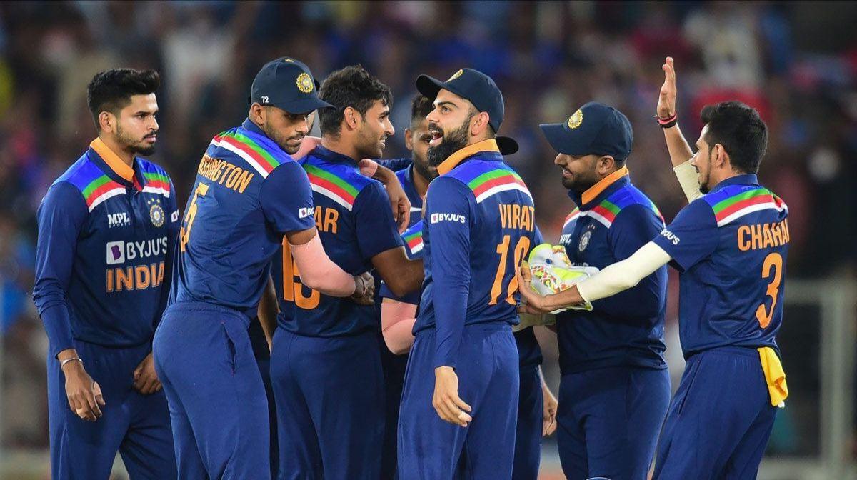 Team India Kiran more