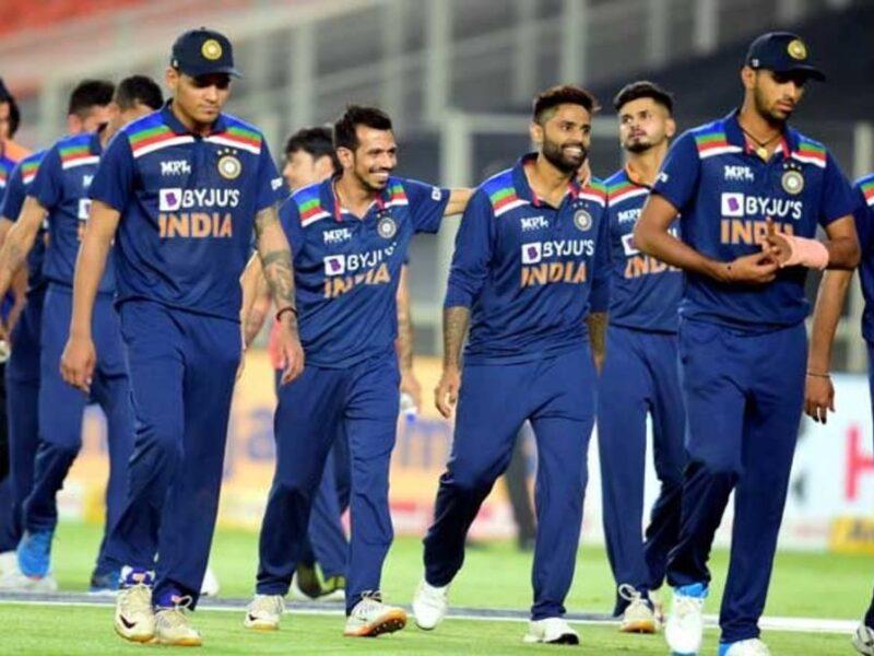 Team India jaydev 1