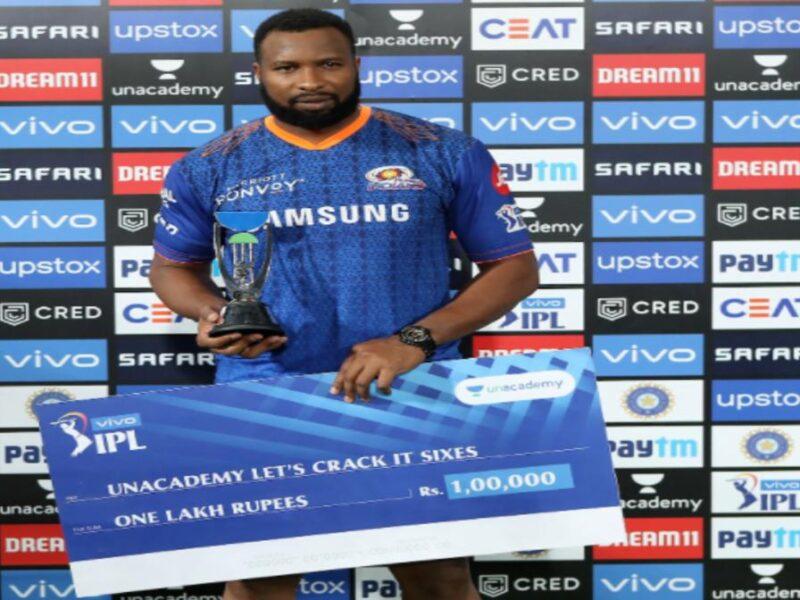 kieron pollard IPL 2