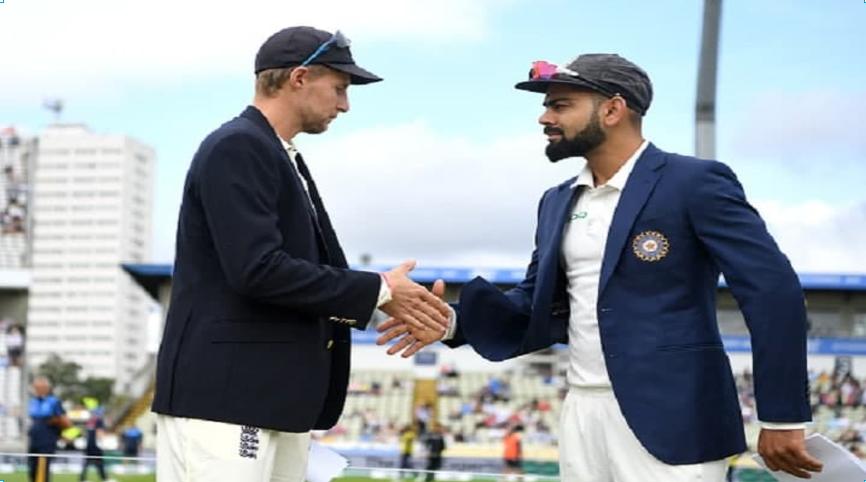 Team india-ENG