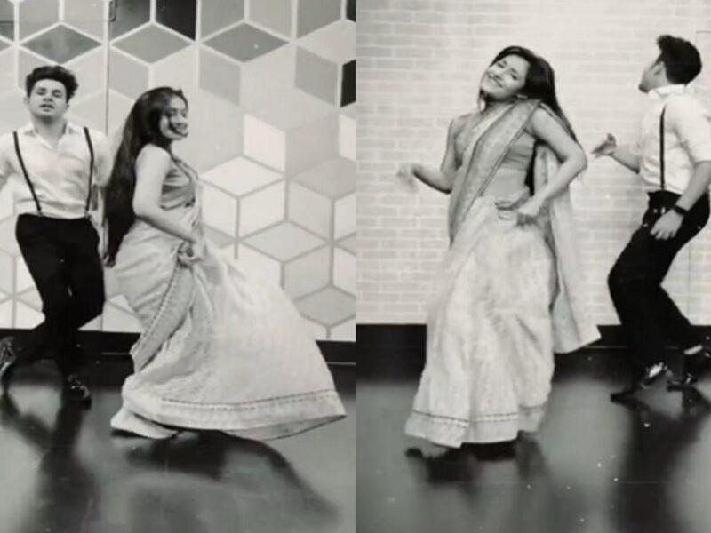 Dhanashree Verma dance