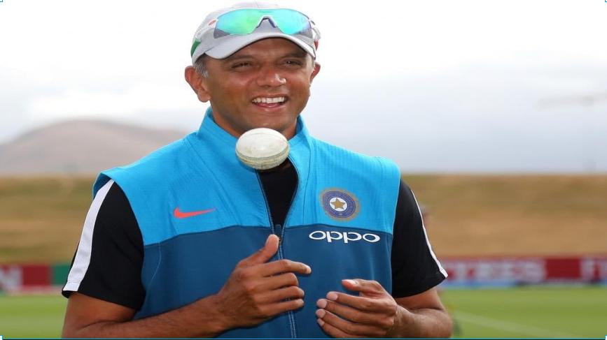 Team India-rahul dravid