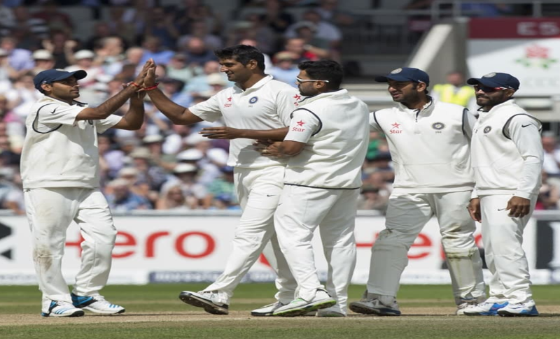 India Team-pankaj singh