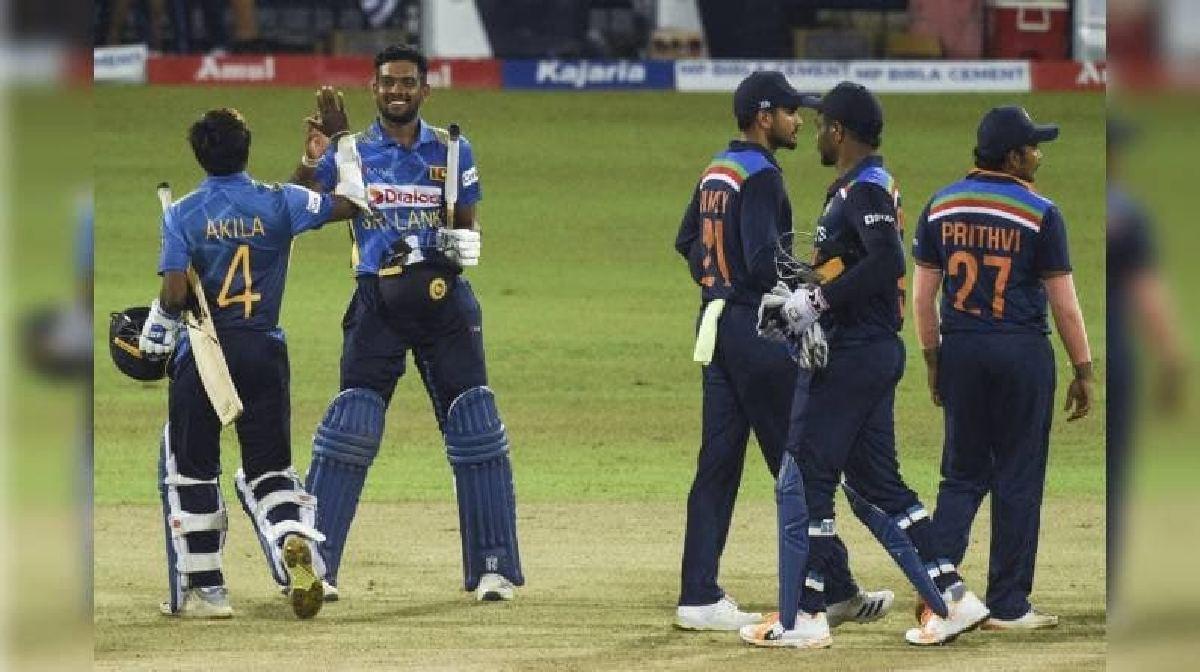 India vs Sri Lanka ODI