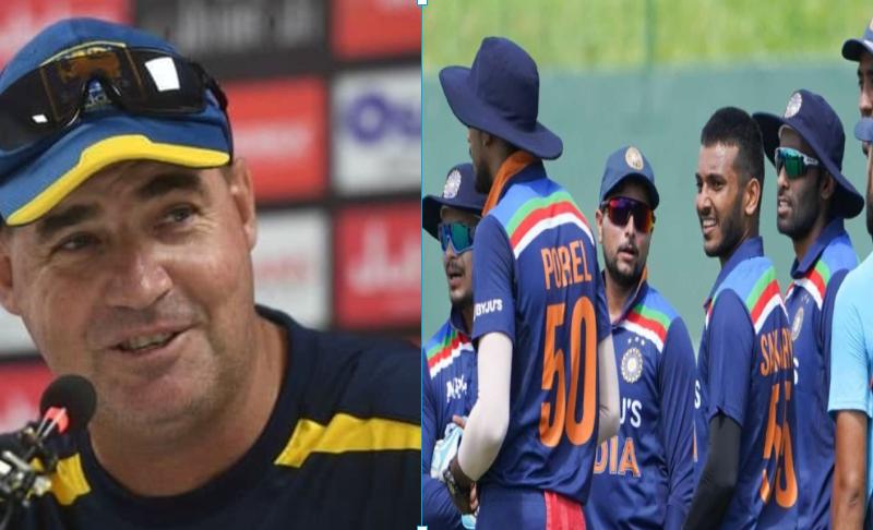 Mickey arthur-Team India