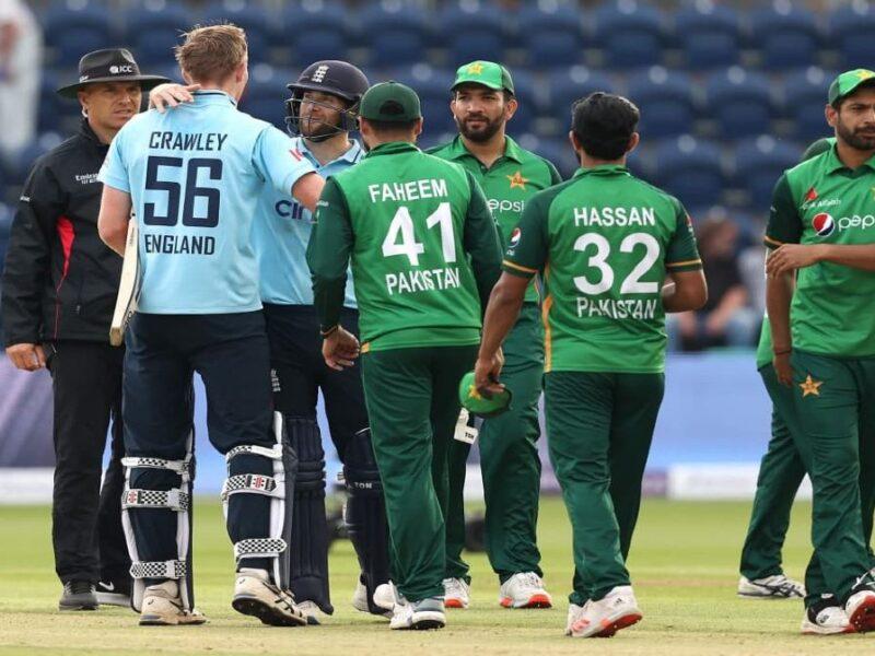 Pakistan vs ENG-Ramiz Raja
