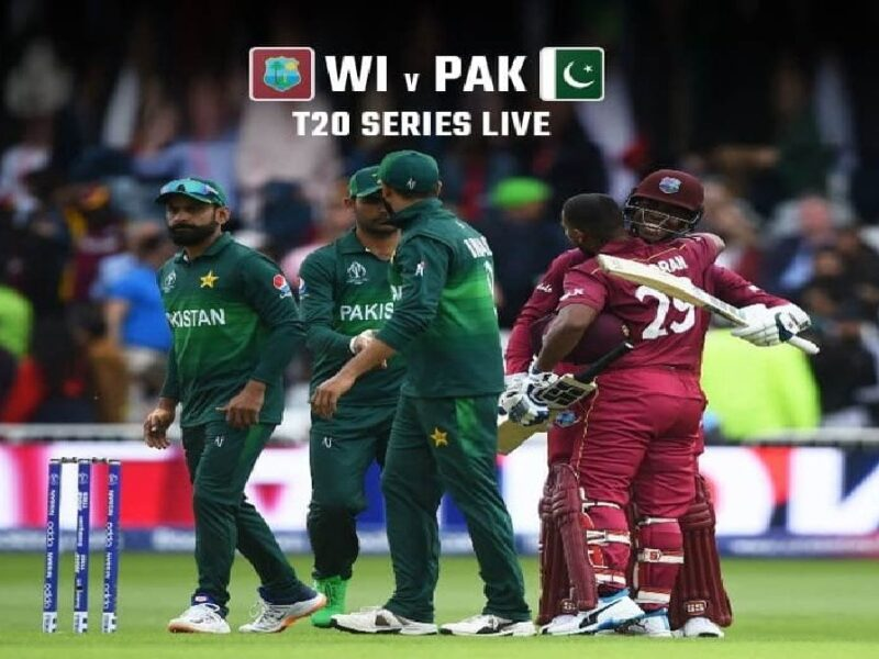 Pakistan vs WI-Azam khan