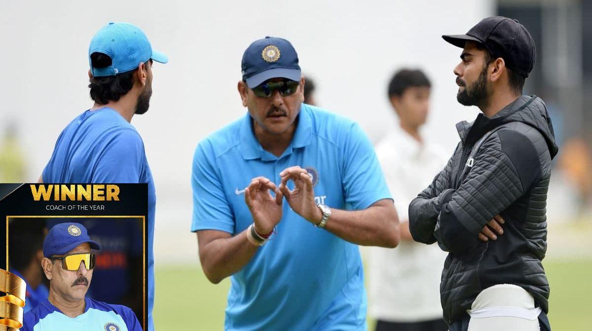 Ravi shastri-best coach