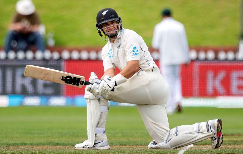 Taylor is New Zealand s leading run scorer in international cricket 1