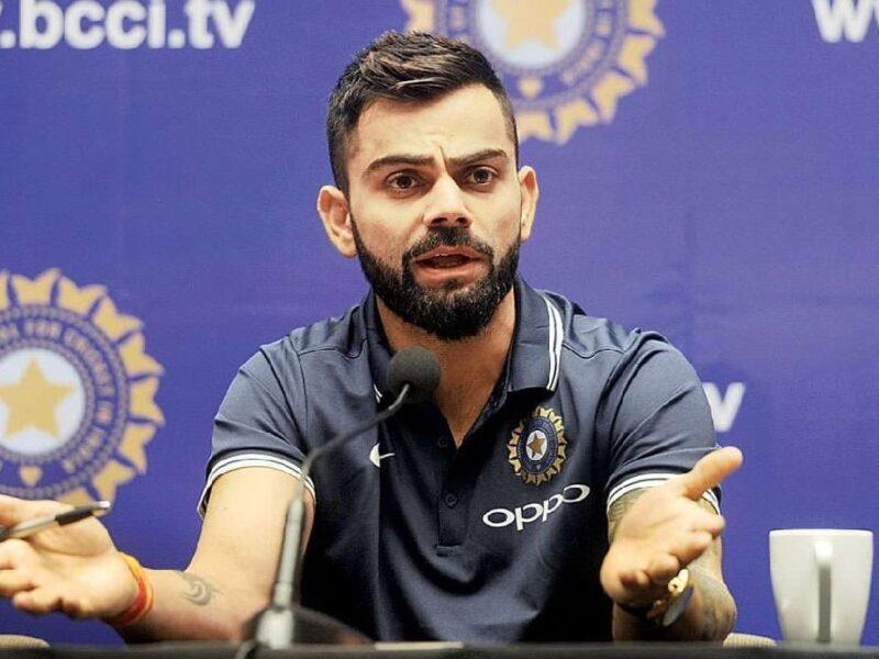 Team India-virat kohli
