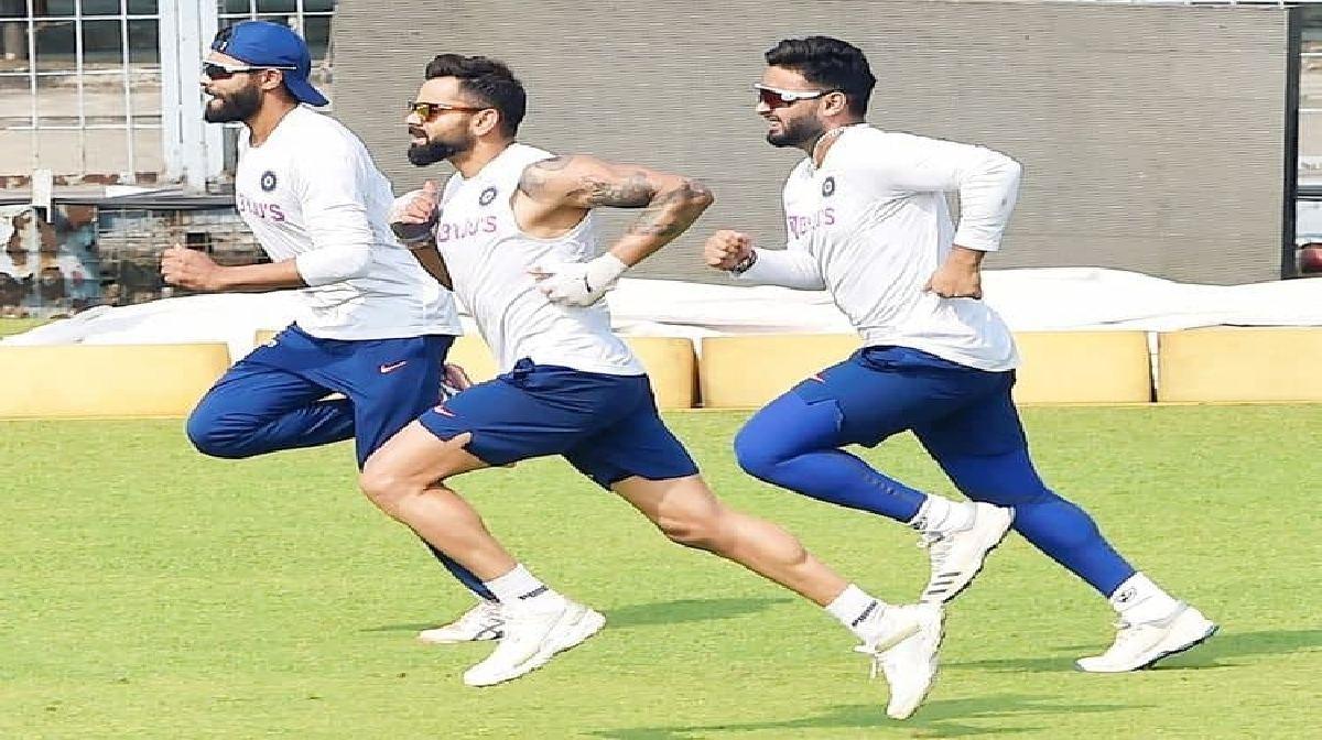 Virat Kohli-England test