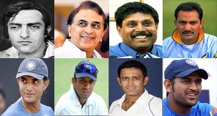 team india test captain