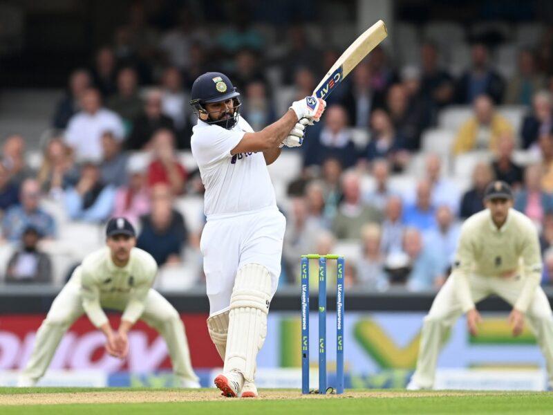 Team India test