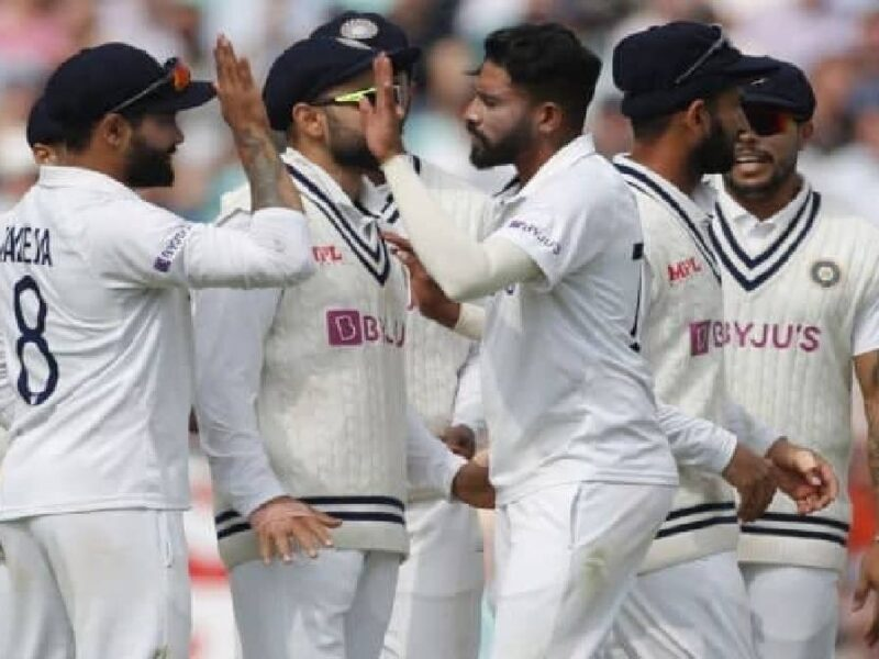 India team-3 work oval