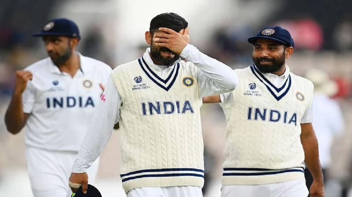 India team-NZ tour