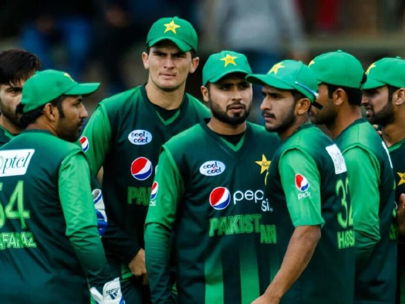 Pakistan Team-Nawaz
