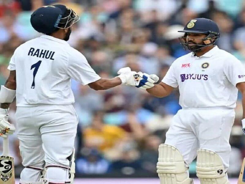 Rohit Sharma-Oval test