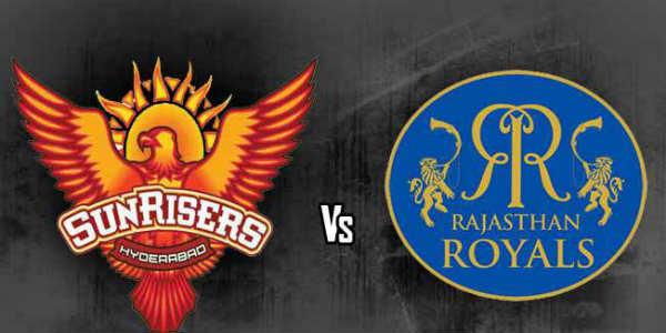 SRH vs RR 1