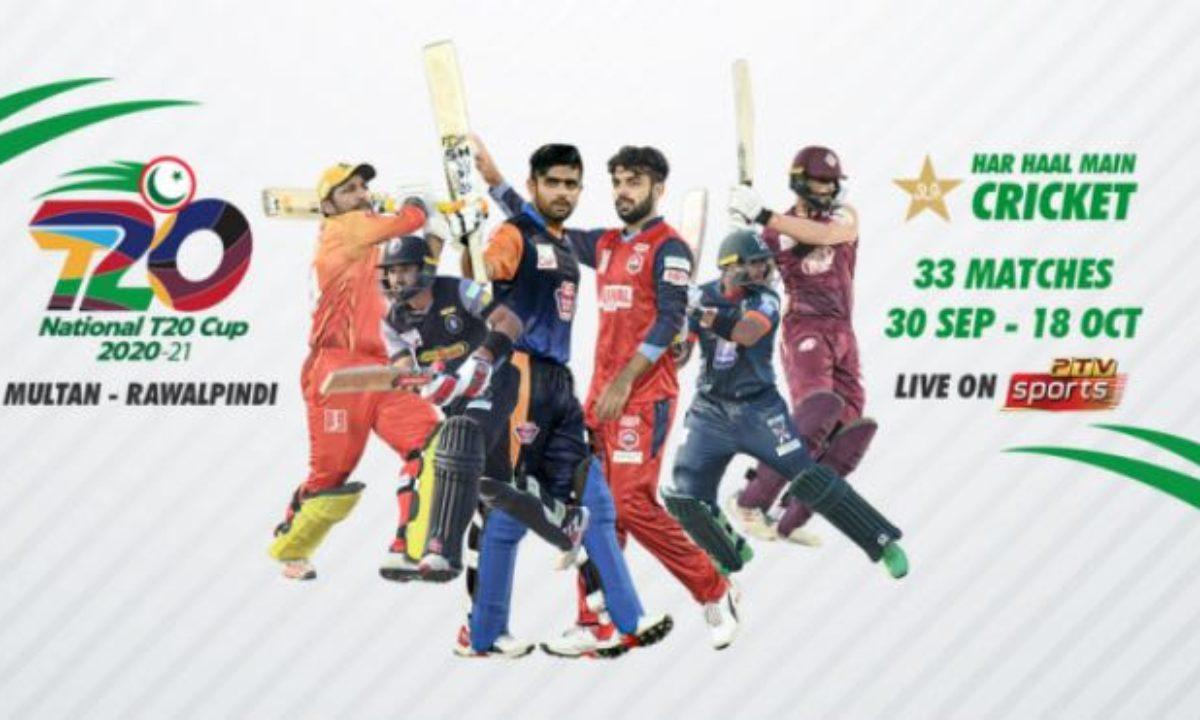 Squad for Pakistan National T20 Cup tournament 1200x720 1