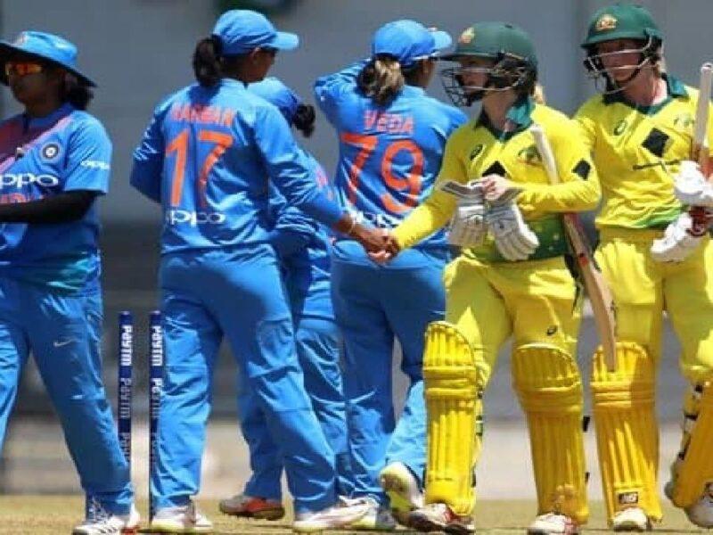 Team india-INDW vs AUSW