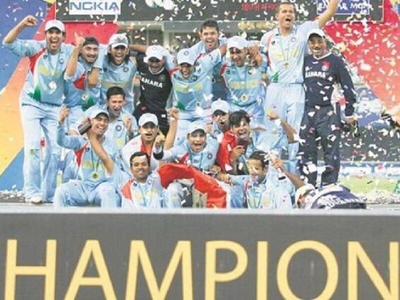Team india-t20 WC