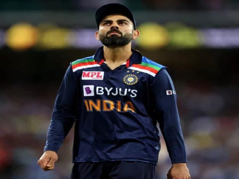 Virat Kohli-T20 WC 2021-Team India