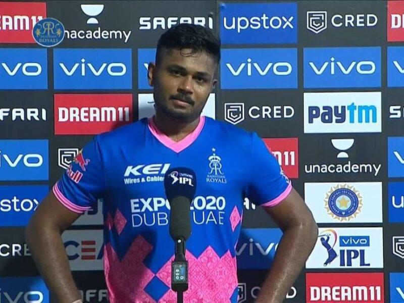 sanju samson-IPL2021