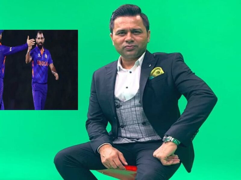 Aakash chopra suggests 2 changes in team india vs NZ-T20 WC 2021