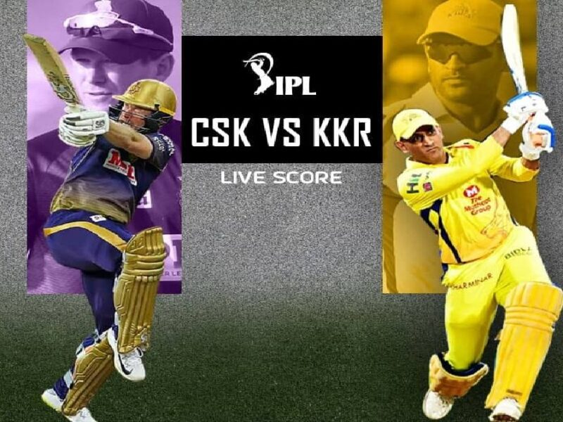 CSK vs KKR-opening Pair