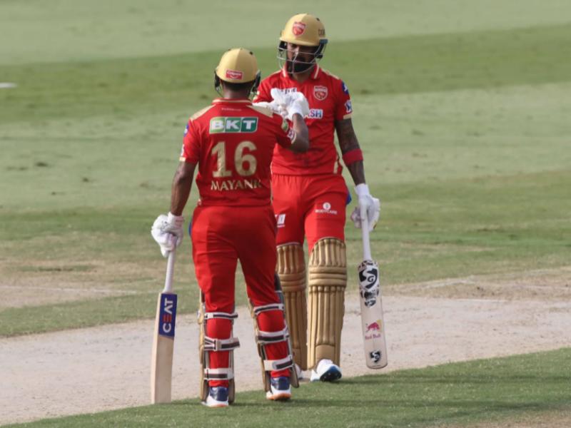 Punjab Kings chokers stats