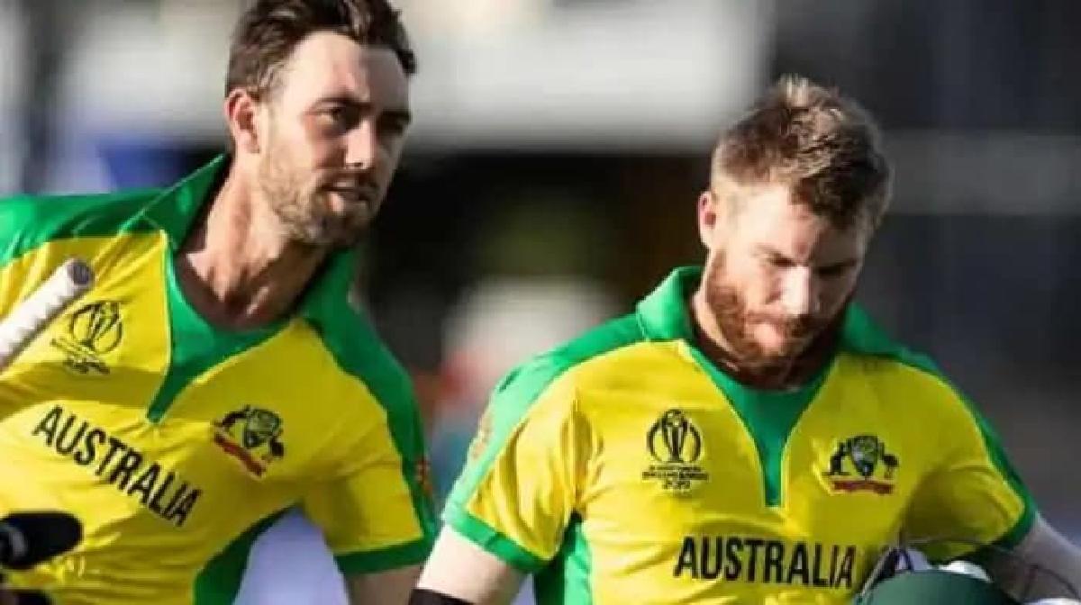 Glenn Maxwell on David Warner warm-up match 2021