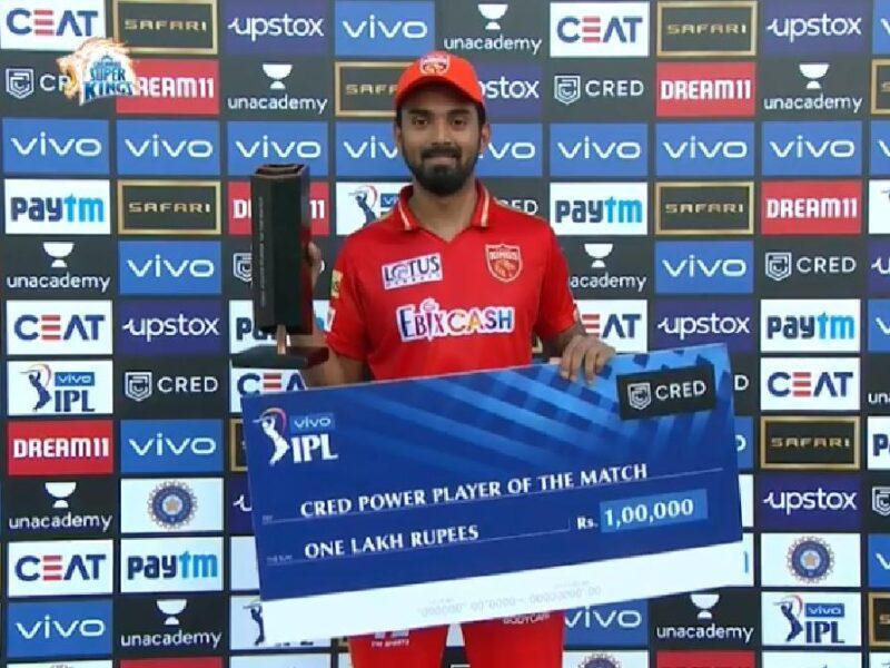 KL Rahul- MOM IPL