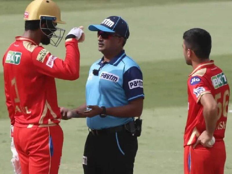 KL Rahul-Third umpire