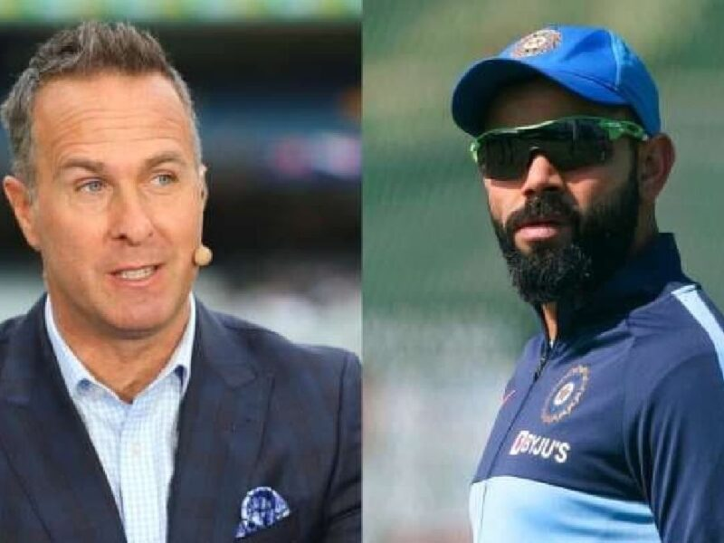 Michael Vaughan on team India favourites to win T20 WCup 2021