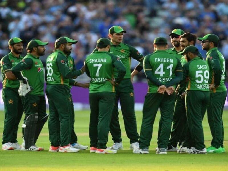 Pakistan Team-Sohaib Maqsood