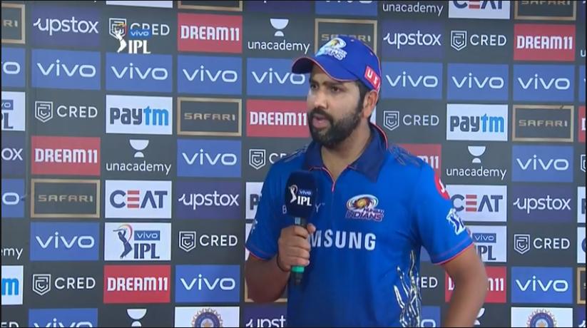 Rohit Sharma on IPL
