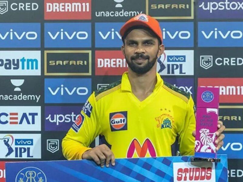 Ruturaj Gaikwad, IPL 2021